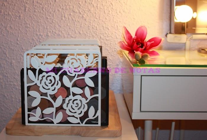 Soporte para paletas DIY