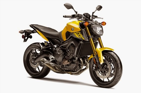 2015 yamaha fz 09 features specs and price all about for Yamaha 9 9 price