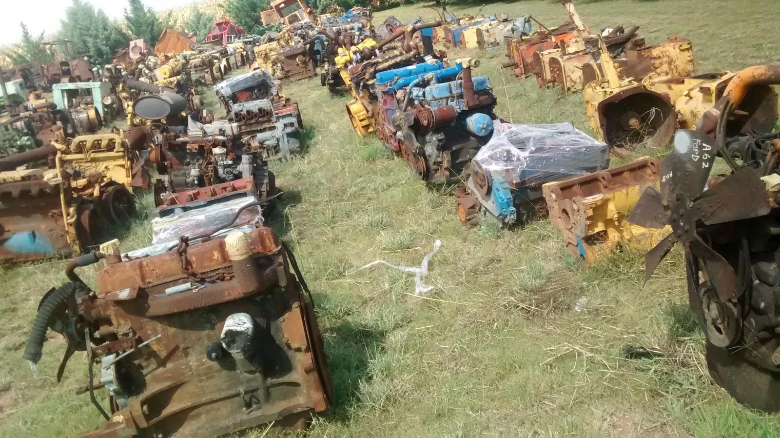Maquinaria agricola industrial motores y monoblocks para for Rastra block for sale