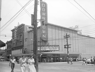 lost toronto four old theatres