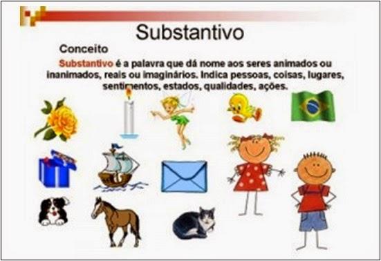 Blog Do Professor Diogo Flex 227 O Dos Substantivos E