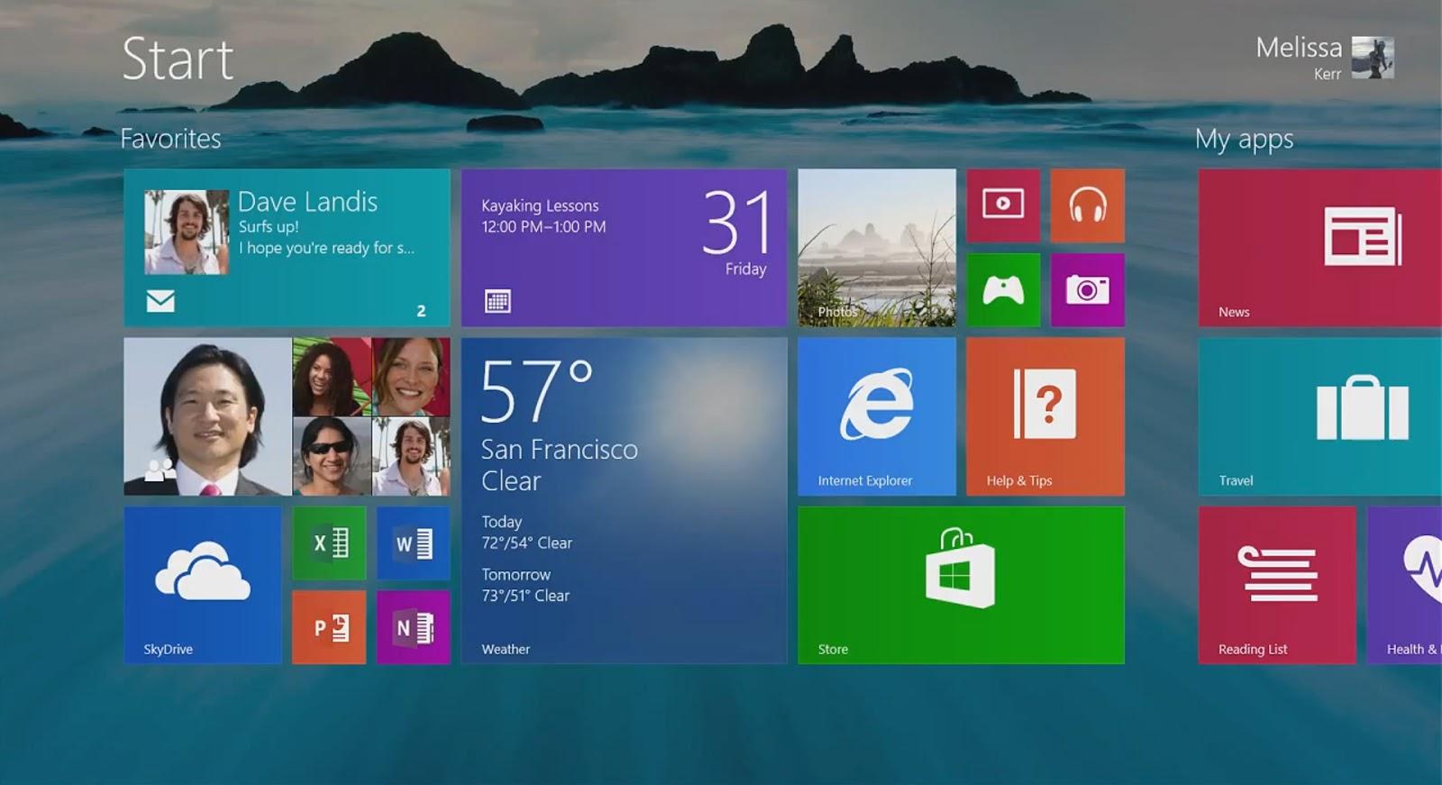 Cách khởi động thẳng vào desktop khi đăng nhập Windows 8.1