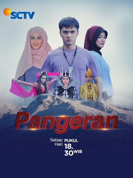 Poster Pangeran di SCTV