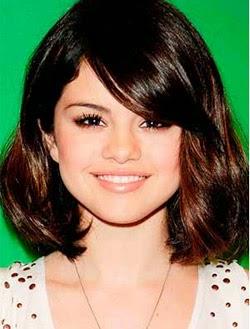 Model Gaya Rambut Pendek Wanita, Selena Gomez