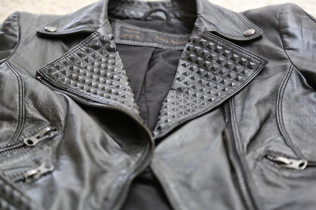Zara, biker, jacket, with, zips, zippers, zip, stud, studs, spike, spikes, leather, authentic, real, soft, black, affordable, beautiful, genuine, genuine leather, affordable leather jacket, jacket, coat, motor, cycle, moto, motorcycle, bad, ass, badass, stylish, fashion, accessory, accessories, chic, garment, basic, basics, piece, warm, functional, style, trend, trendy, classic, good, unparalleled, value, unbeatable, beat, price, bcbg, macys, bar, iii, 3, three, faux-leather, leather, pleather, vegan, studded, jacket, alternative, rock, stage, no, without, option, options, other, choice, choices, new, newer, different, unique, affordable, value, sunglasses, sun, glass, glasses, sunnies, sunny, sunlight, prevent, tortoise, shell, gold, tort, karen, walker, super, duper, strength, tort, crazy, photography, beautiful, focus, zipper, zip, sombra, sunglasses, front, view, butter, buttery, soft, tough, worn, chic, fabulous, mouth, watering, mouth-watering, desire, desirable, very, impressive, photograph, arial, shot, picture, aerial, snap, snaps, edge, edgy, chic, luxury, luxurious, subtle, detail, details, detailing, impress, impressive, dirty, blonde, ambition, lauren, zelner, haute, couture