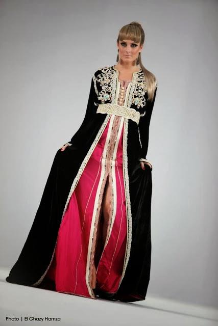 Vente caftan marocain en ligne boutique vente et location takchita caftan h - Boutique caftan paris 18 ...
