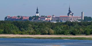 Вид на старый Таллинн