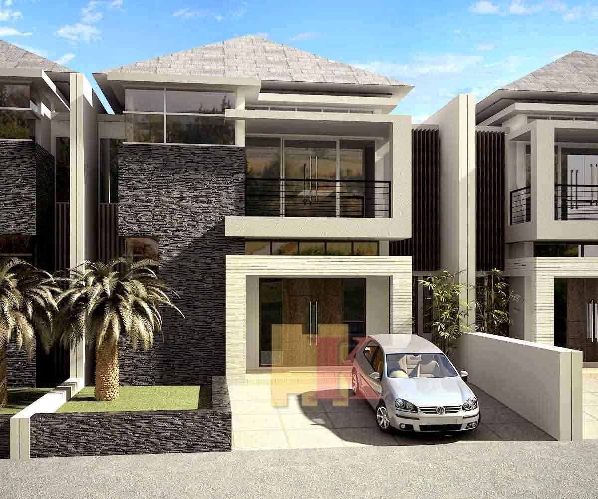 Kumpulan Gambar Desain Rumah Minimalis Terbaru & Kumpulan Pengertian Desain Interior Rumah Tinggal Minimalis Ramah ...