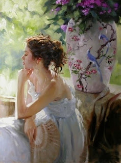 Blue birds, Richard S. Johnson
