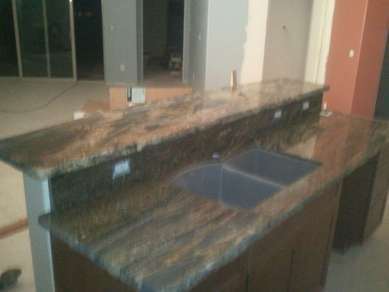 Least Expensive Stone Countertops : Stone solutions granite exotic countertops