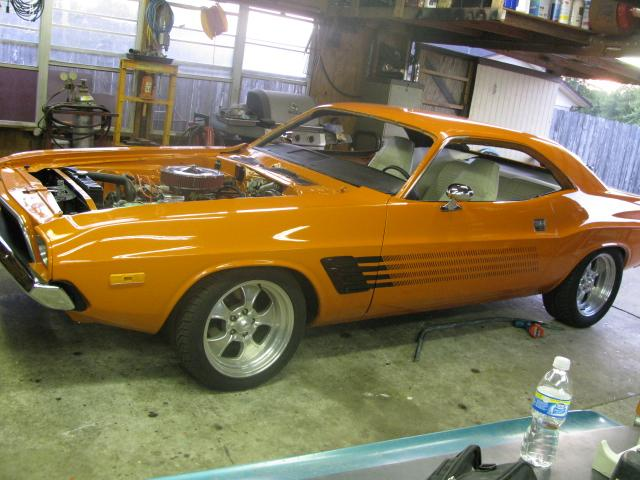 Muscle Car Of The Week 74 Challenger
