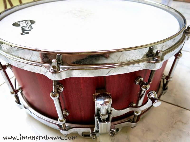 Tips Membersihkan Rim Snare Drum
