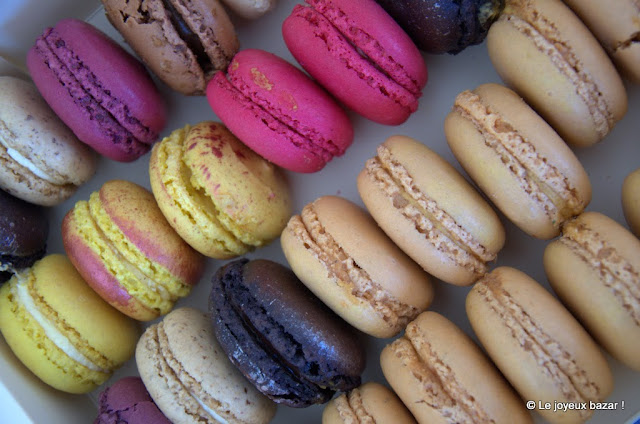 Bretagne - Quimper - les macarons de Philomène