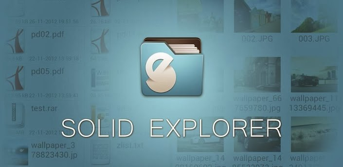 Solid Explorer Full Apk İndir