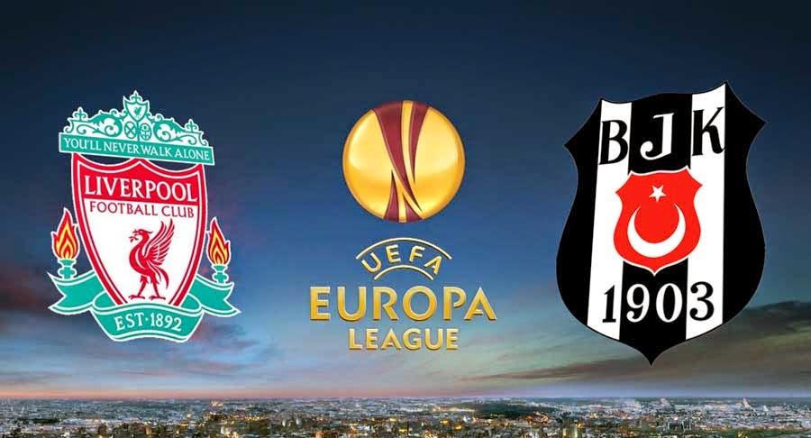 Liverpool FC Siap Lawan Besiktas