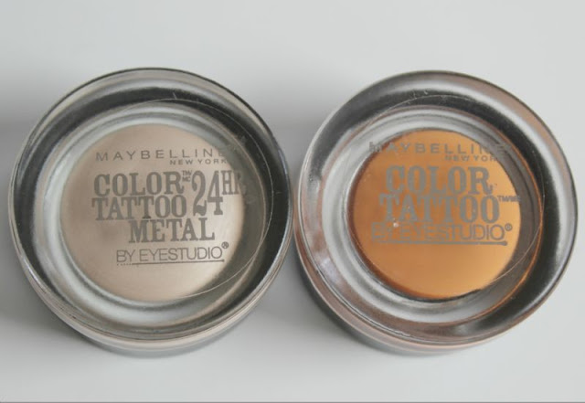US Maybelline Color Tattoo Eyeshadow Shades