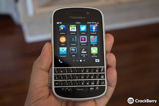 Penjualan Blackberry Q10 Mengalahkan Iphone 5 Dan Galaxy S4 Di Perancis