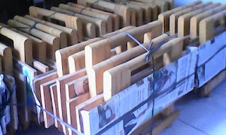 meja belajar kayu