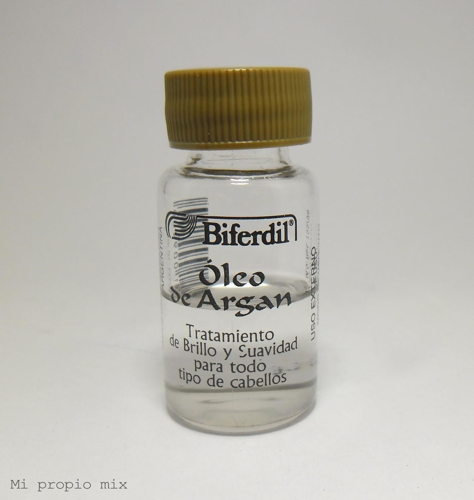 Biferdil oleo de Argan