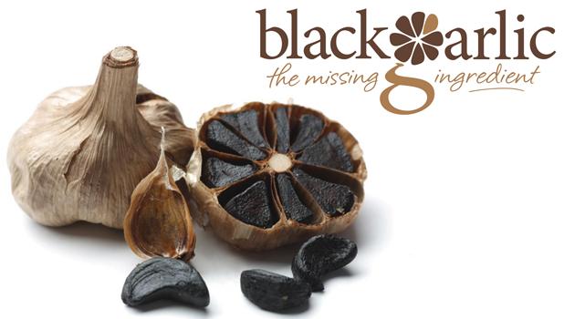 BLACK GARLIC HERBAL AJAIB untuk Penyakit KRONIS!