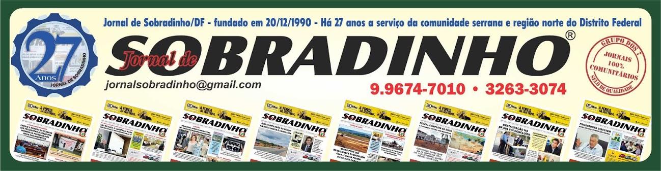 JORNAL DE SOBRADINHO