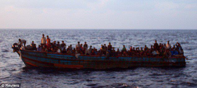 Arus Pengungsi Rohingya Berlanjut