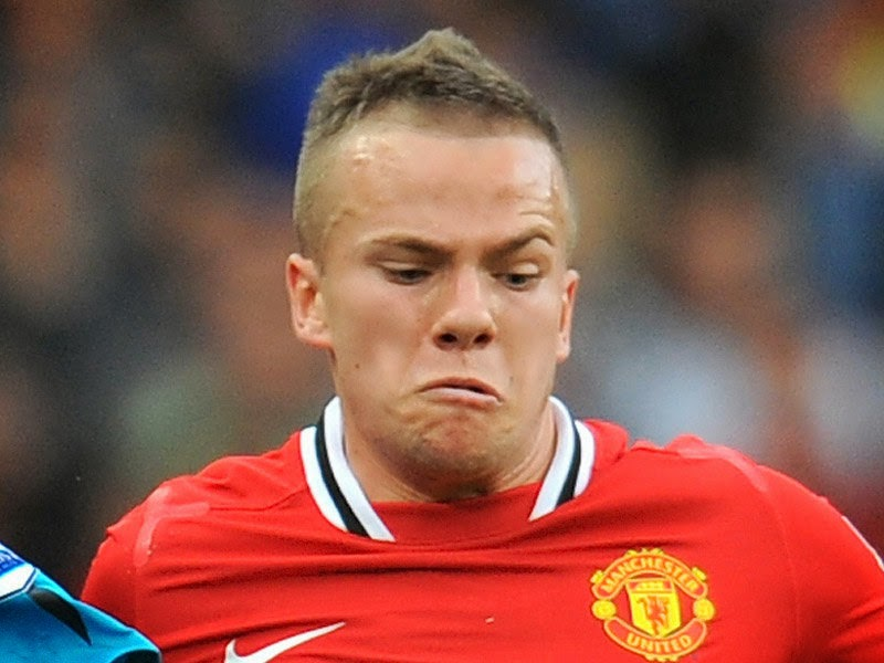 Tom Cleverley - Manchester United
