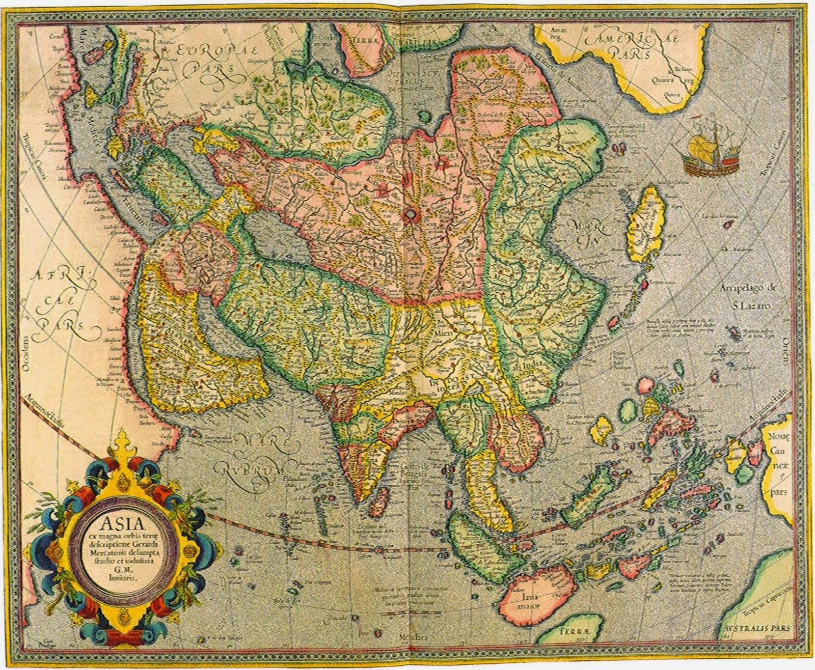 Asia y Africa en la antigedad - Historia Universal