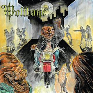 Wolfbane - Wolfbane (1981-1982)