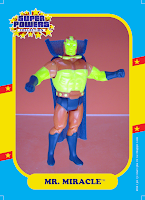 Super Powers Collection Mr. Miracle Action Figure by KennerSuper Powers Collection Martian Manhunter Action Figure by Kenner Superman Super Powers Collection Figure Clark Kent Kenner Mattycollector DC Universe Classics Unlimited Man of Steel Toys Movie Masters polymerphelia GeekSummit