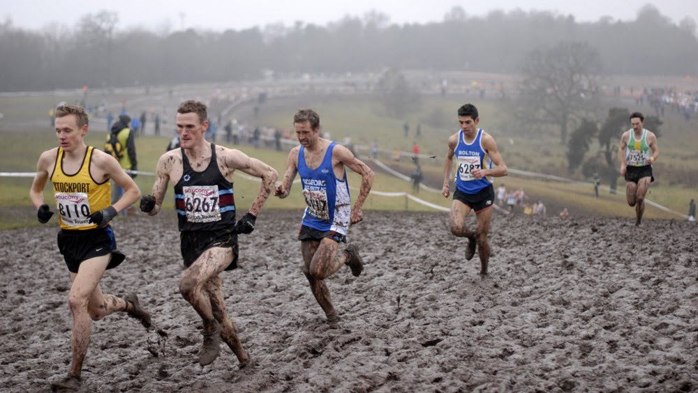 English Nationals Cross Country