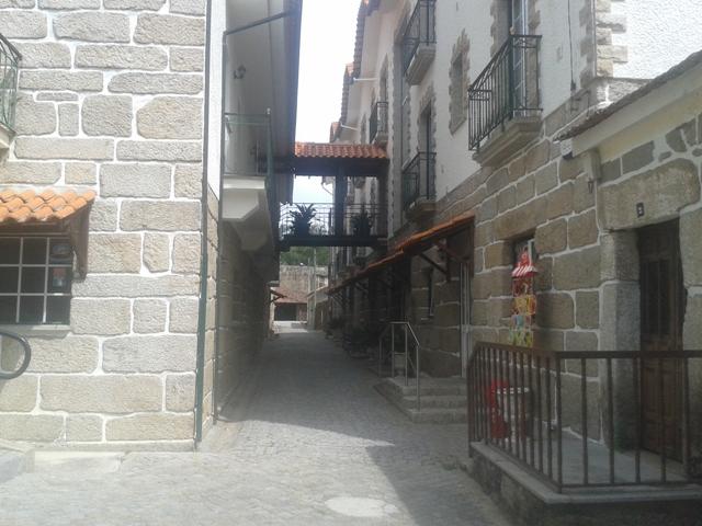 Entrada Hotel Beira Dão