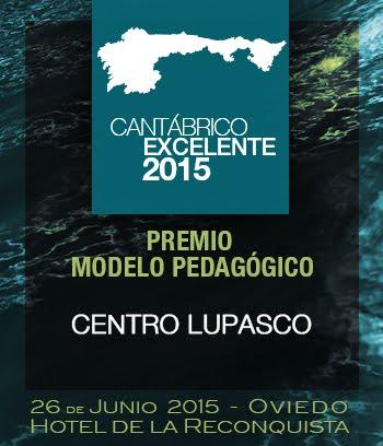 PREMIO CANTABRICO EXCELENTE 2015