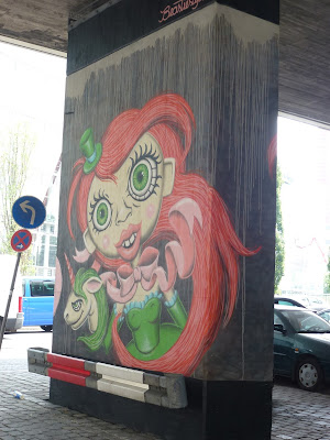 Graffiti, Street-Art, Urban-Art