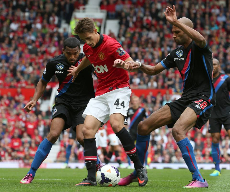 Image Galery, manchester united vs crystal palace 2-0 ...