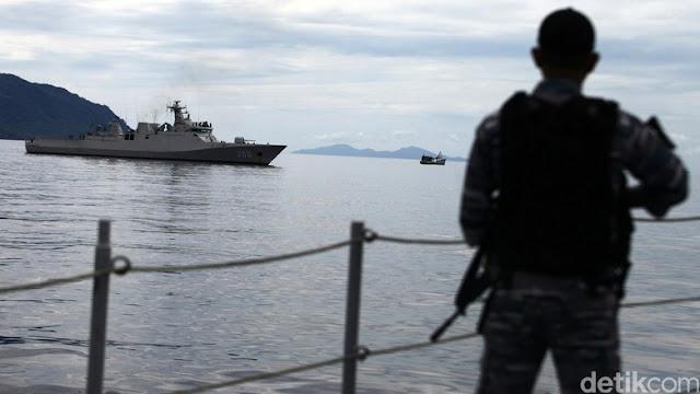 Pengadilan Negeri Jakarta Tolak Gugagan Tersangka Perompak Terhadap TNI AL