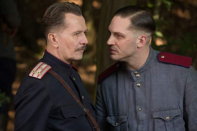 Child 44 GARY OLDMAN and TOM HARDY star in CHILD 44