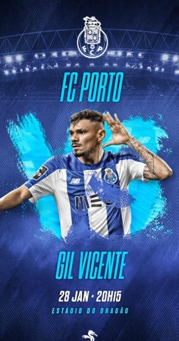 28 de janeiro, 20h15: Porto