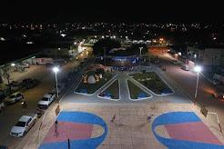 Centro da cidade de Uruará (PA)