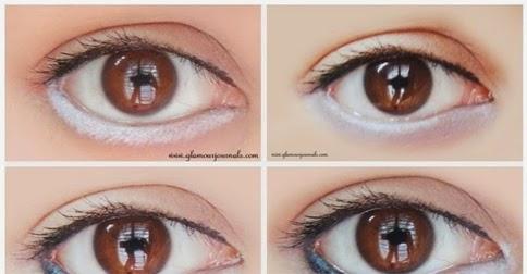 Barbie Doll Eyes Makeup