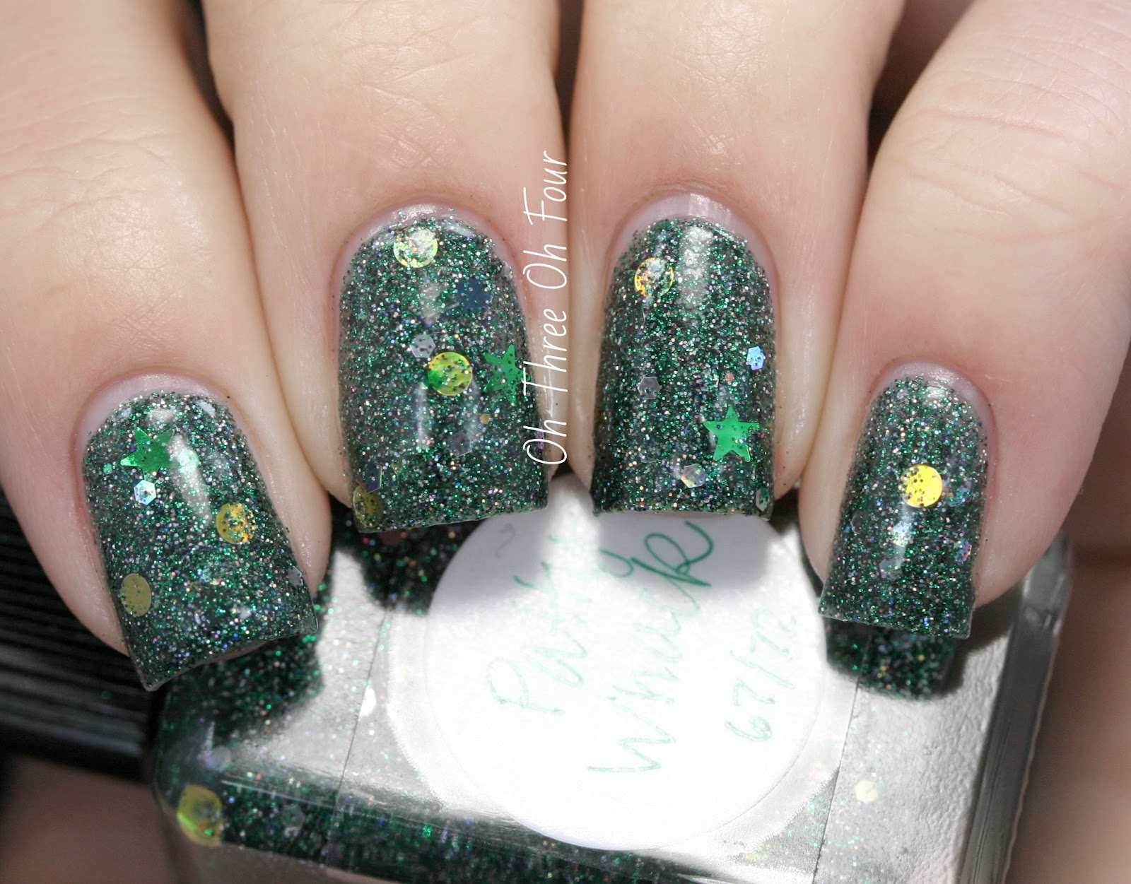 Lynnderella Patty Whack! Swatch