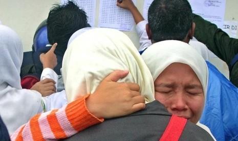 Hasil Pengumuman UN 2013 Tingkat SMA sederajat di Sumatera Utara Menurun