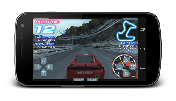Download PPSSPP 0.9.6 PSP Emulator For Android