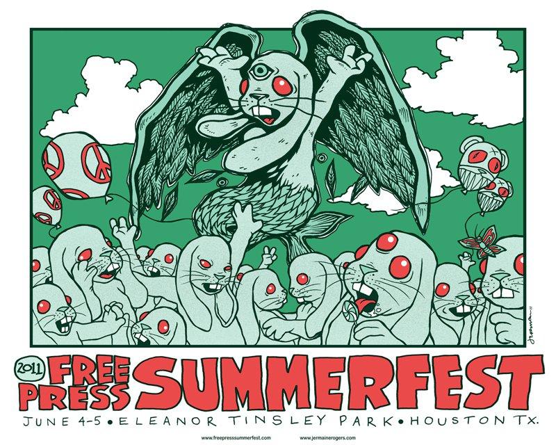 summerfest 2011 houston. 2010 Press Summer Fest 2011