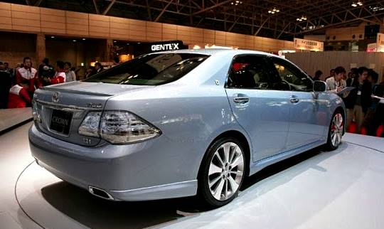 2016 Toyota Crown Price