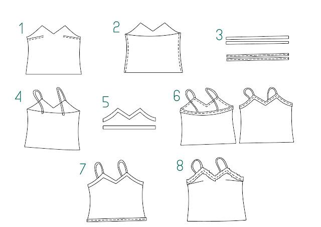 Как сшить пижамную рубашку 62