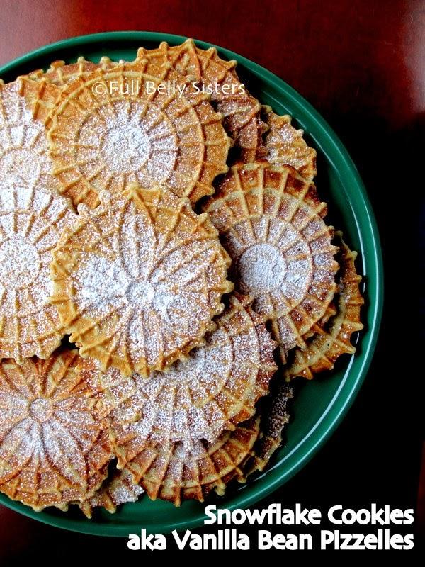 Whole Vanilla Bean Cookies Recipe — Dishmaps