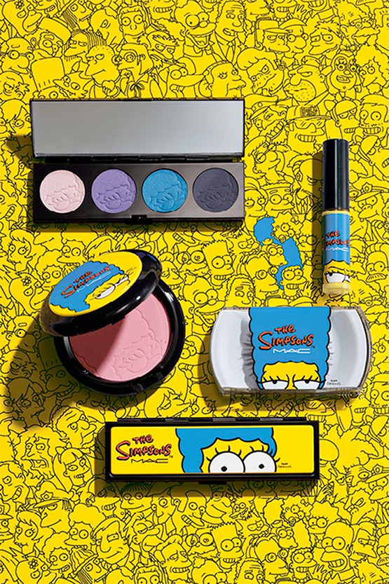 MAC Simpsons collection price india