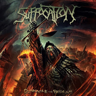 Download – CD Suffocation – Pinnacle of Bedlam – 2013