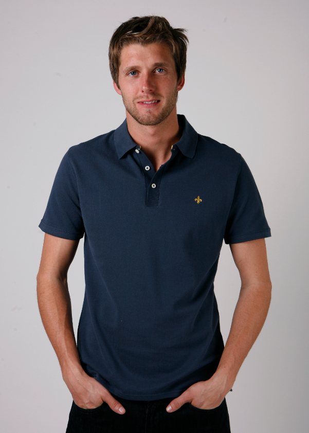 Polo shirts for men 39 s fashionate trends Man in polo shirt